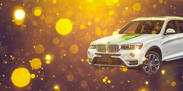 BMW X3 を獲得 プロモーションの受賞者を発表
